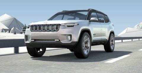 Jeep Grand Commander Render Featured