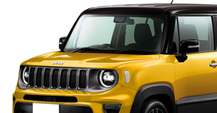 If Jeep decides to build a Maruti S-Presso rival: What it could look like
