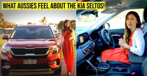 Kia Seltos Australia Featured