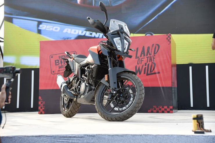 KTM Adventure 250 lined up for India launch: Royal Enfield Himalayan rival