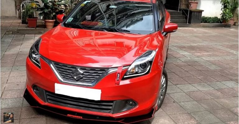 Maruti Baleno Predator Body Kit Featured