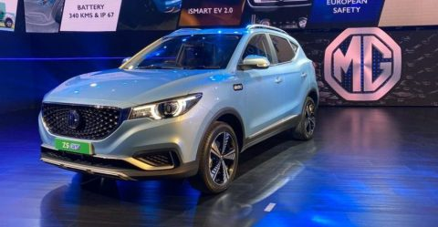 Mg Ezs Electric Suv Featured