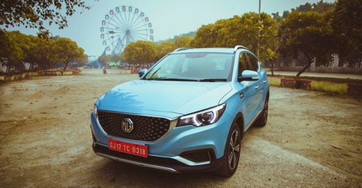 MG eZS Electric SUV in CarToq's first drive review: How does the Hyundai Kona rival perform?