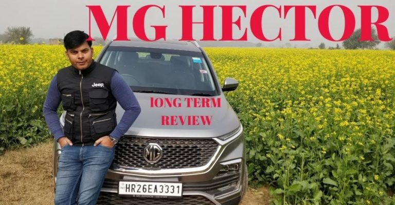 Mg Hector Long Term Review Featured