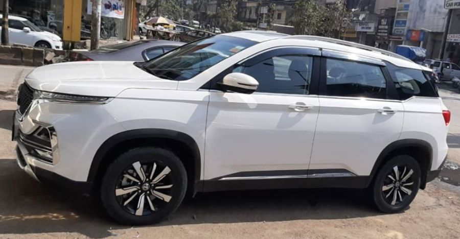 Used Top-end MG Hector SUVs for sale: Nearly new examples