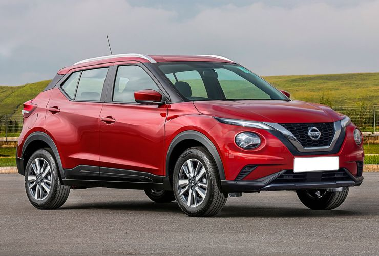 Nissan Kicks Facelift: What it could look like