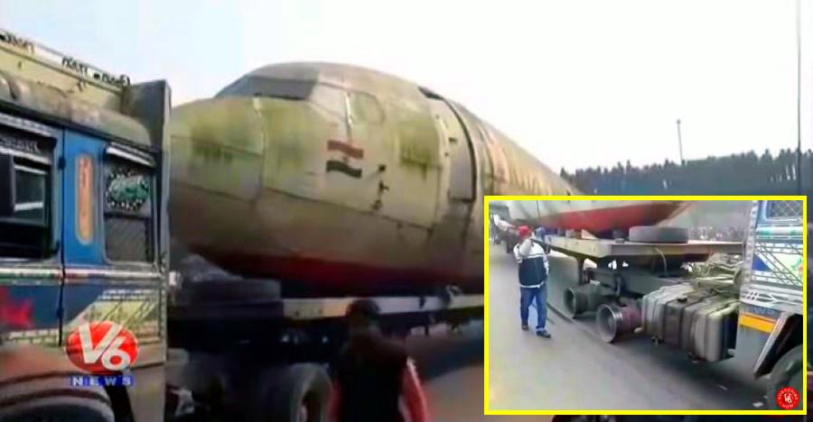 Plane Stuck Featured