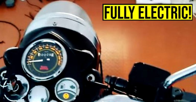 Royal Enfield Classic Electric