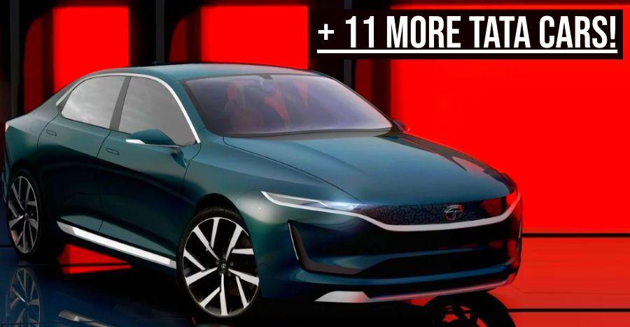 Tata Evision Sedan Featured