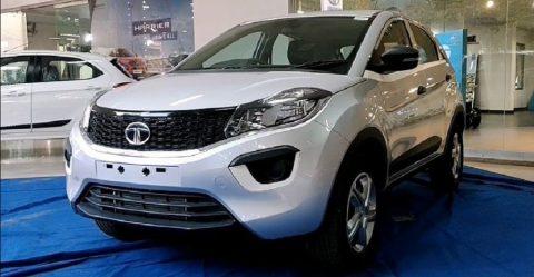 Tata Nexon Xma Featured