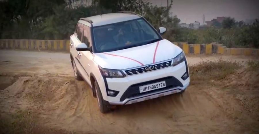 Mahindra XUV300 off the road: How it performs [Video]