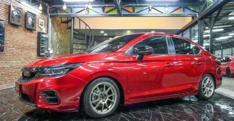 2020 Honda City Alloy Featured