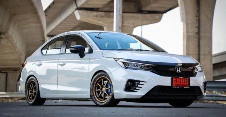 2020 Honda City Modified Featured