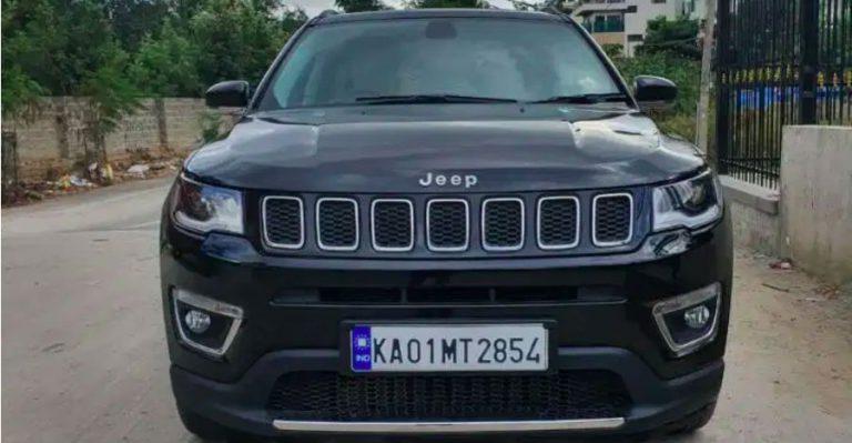Jeep Compass 2