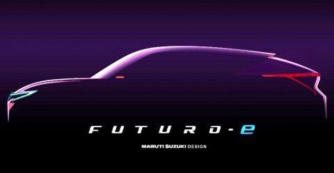 Maruti Suzuki To Showcase Concept Futuro E