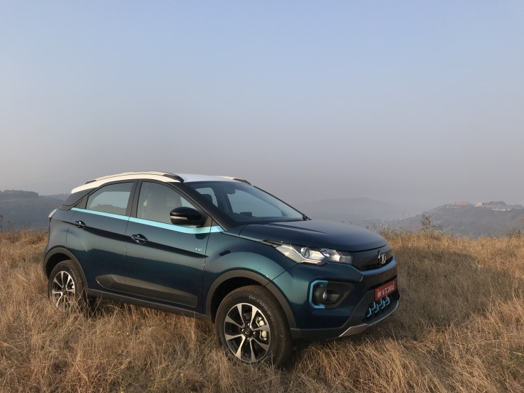 Tata Nexon electric SUV in Cartoq's First Drive Review: Should the Hyundai Kona & MG eZS be worried?