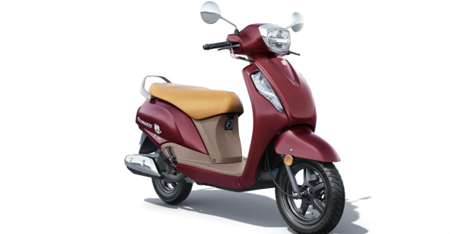 Suzuki Access 125 BS6 automatic scooter launched in India