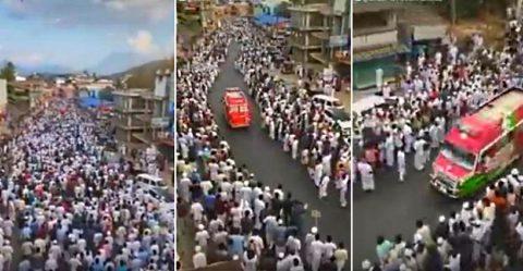 Ambulance Crowd Featured