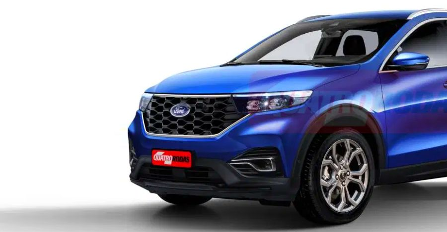Next-gen Ford Ecosport: What it could look like