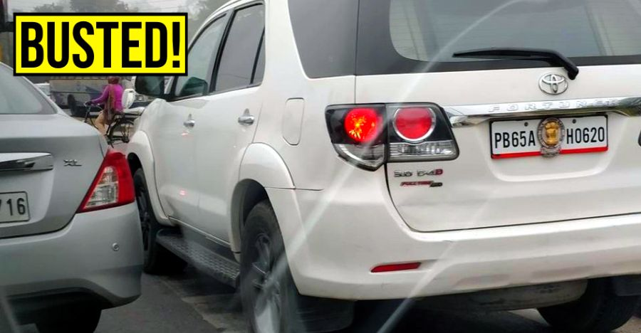 Fortuner Busted Featured