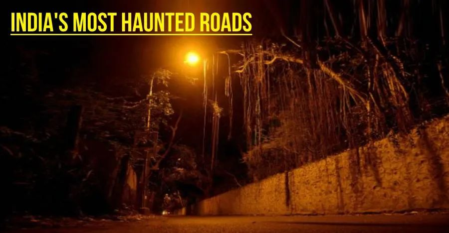 10 of India's SCARIEST roads to drive after dark