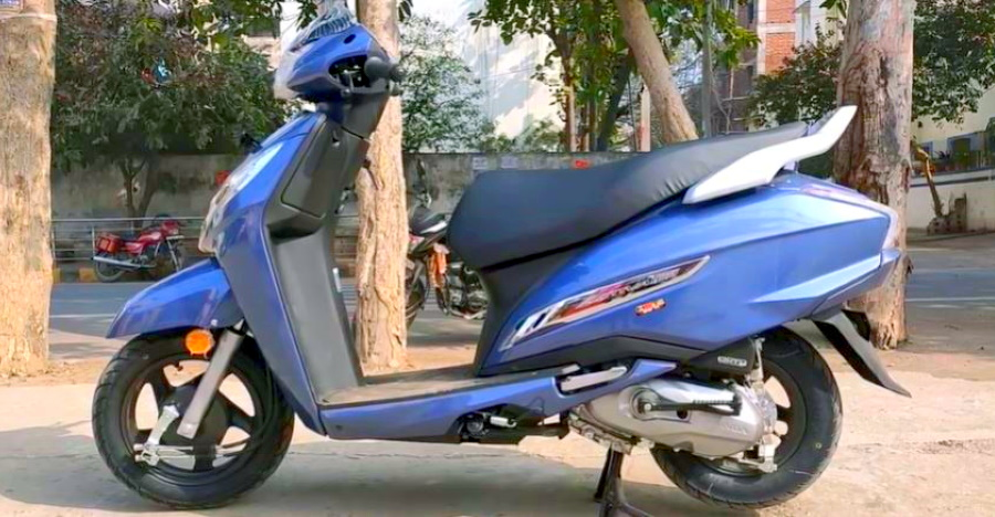 New activa 125 bs6 price