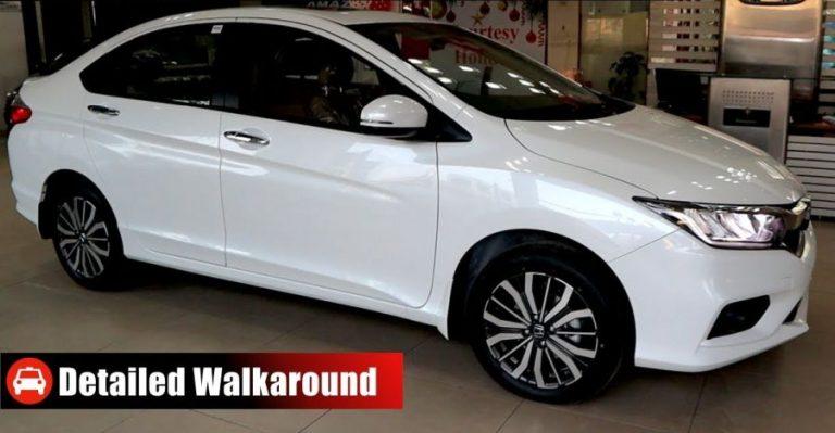 Honda City Bs6 Walkaround Featured