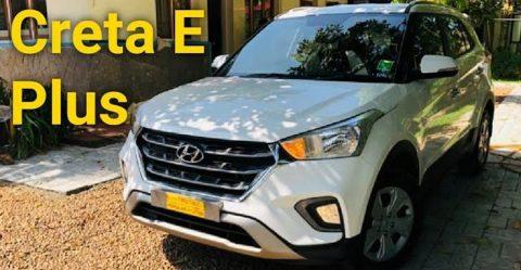 Hyundai Creta Eplus Featured