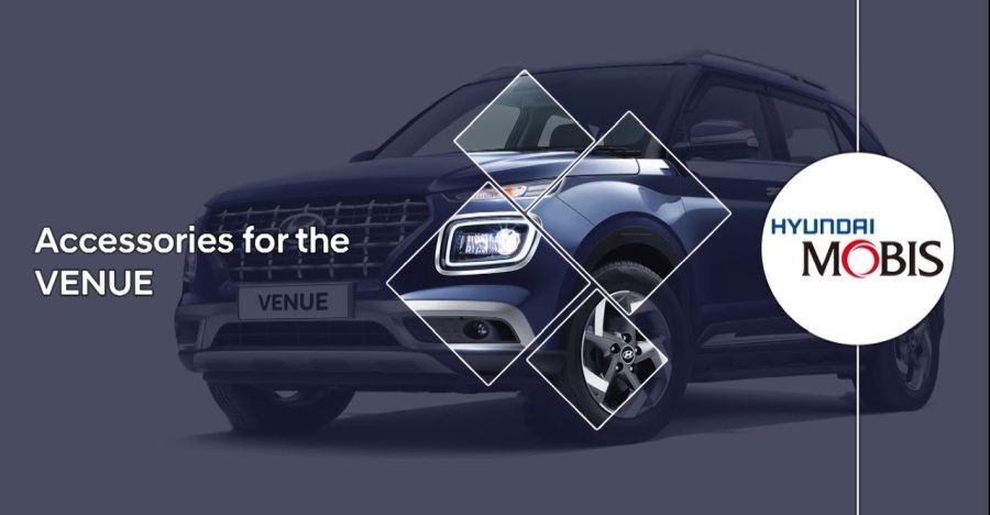 Hyundai Venue official accessories detailed in new video