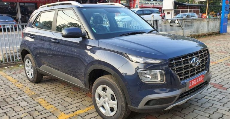 Hyundai Venue S Featured