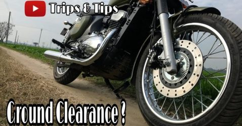 Jawa 42 Ground Clearance Featured