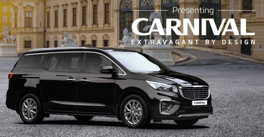 Kia Carnival: New teaser out ahead of Auto Expo launch [Video]
