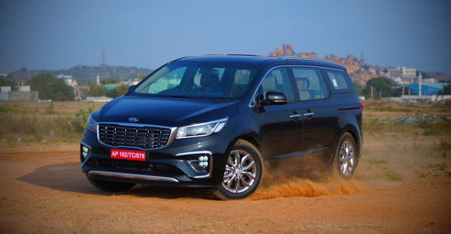 Kia Carnival Review Featured
