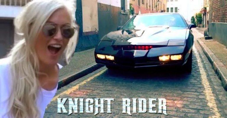 Knight Rider Featured