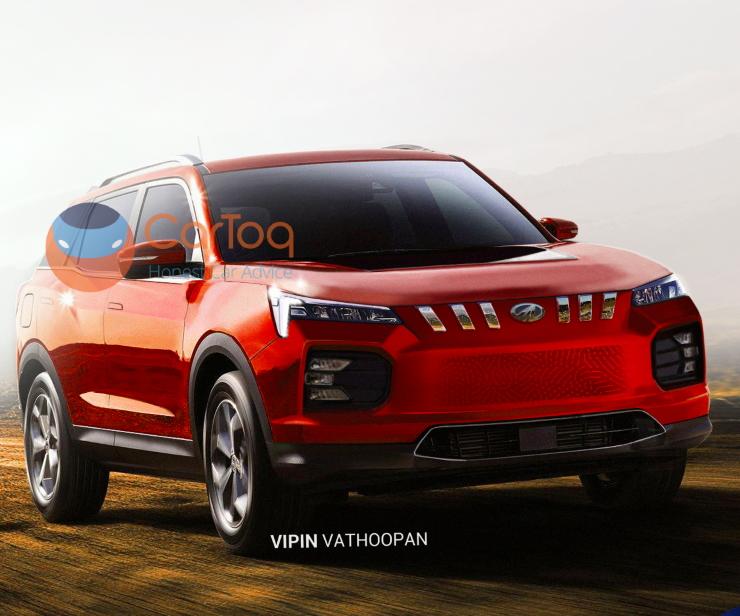 Mahindra Xuv500 Auto Expo 2