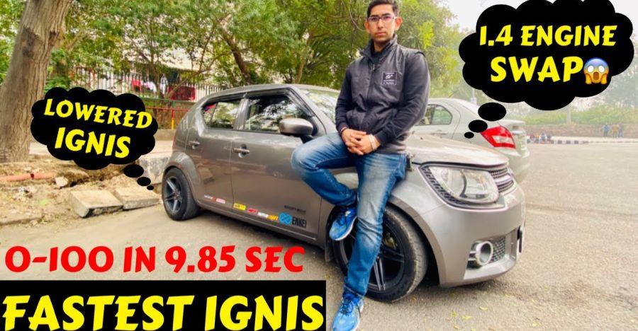 Maruti Ignis Fastest Featured