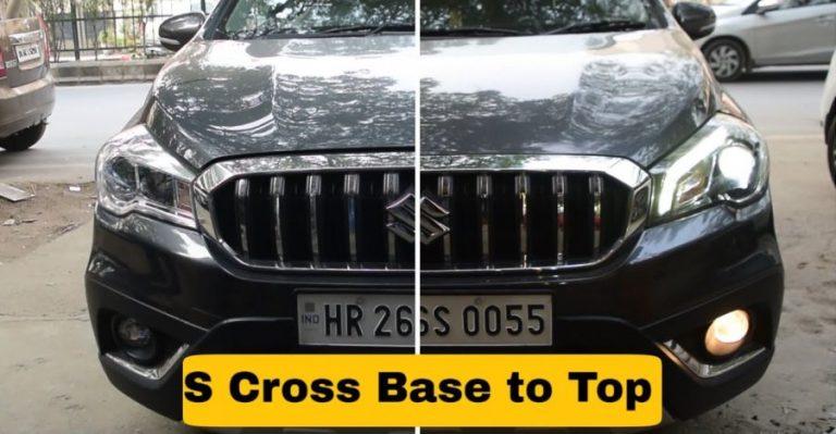 Maruti S Cross Modified Featured