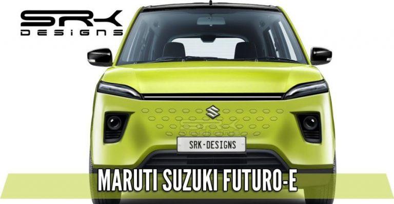 Maruti Wagonr Electric Render Featured