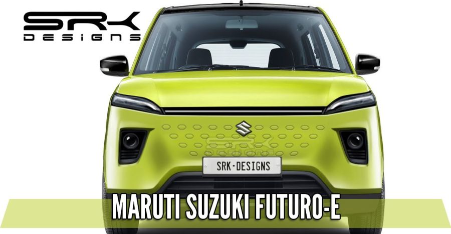 Maruti WagonR Electric: What it could look like