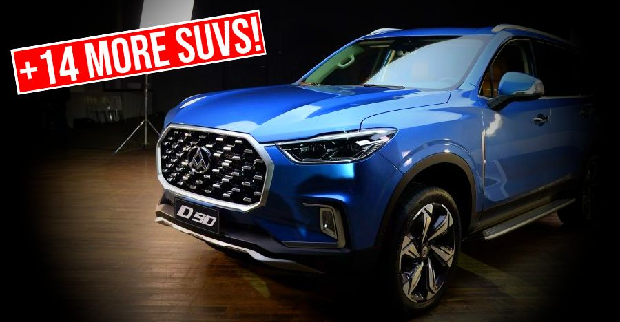 15 SUVs to watch out for at the Auto Expo: From Tata Hornbill to Mahindra Thar