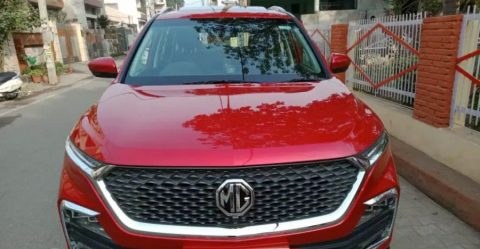 Mg Hector Used Featured 7