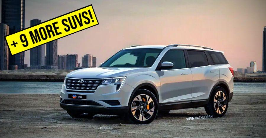 10 SUVs that will get major changes/all-new models this year: Mahindra Thar to Hyundai Creta