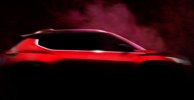 Nissan Compact Suv Teaser Featured