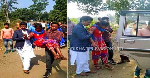 Odisha Mla Crash Rescue Featured