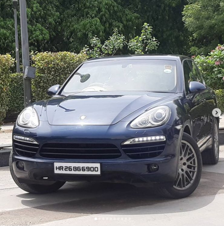 Porsche Cayenne Luxury SUV Cheaper Than A Jeep Compass In