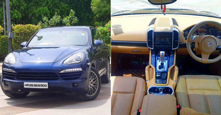 Porsche Cayenne Used Featured