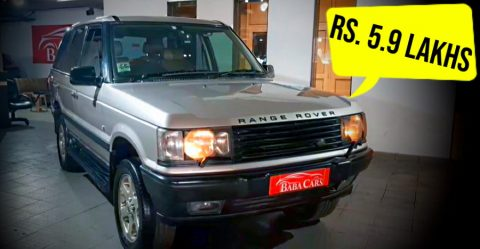 Range Rover Featured