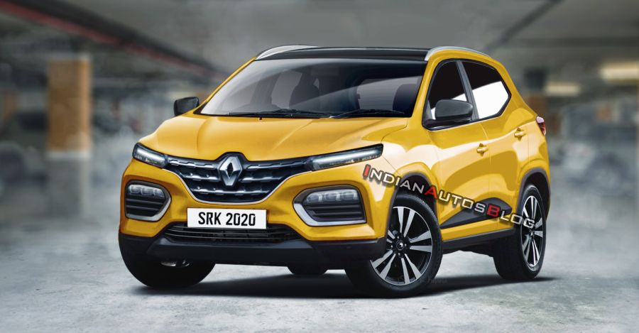Renault's upcoming HBC compact SUV: What it could look like