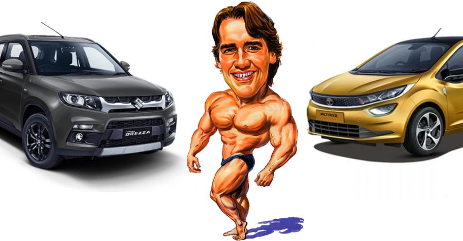 5 & 4 star safety rated cars you can buy in India: Tata Altroz to Volkswagen Polo