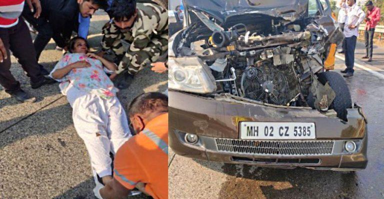 Shabana Azmi Tata Safaru Crash Featured